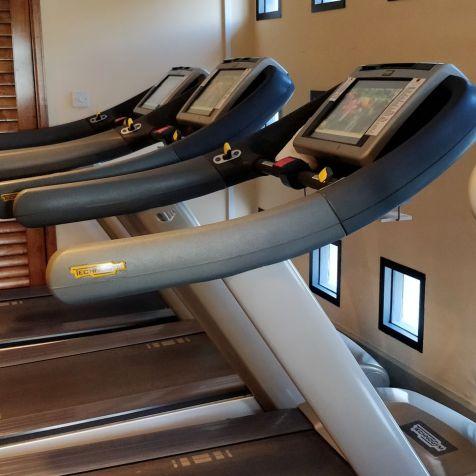 Conrad Singapore Gym