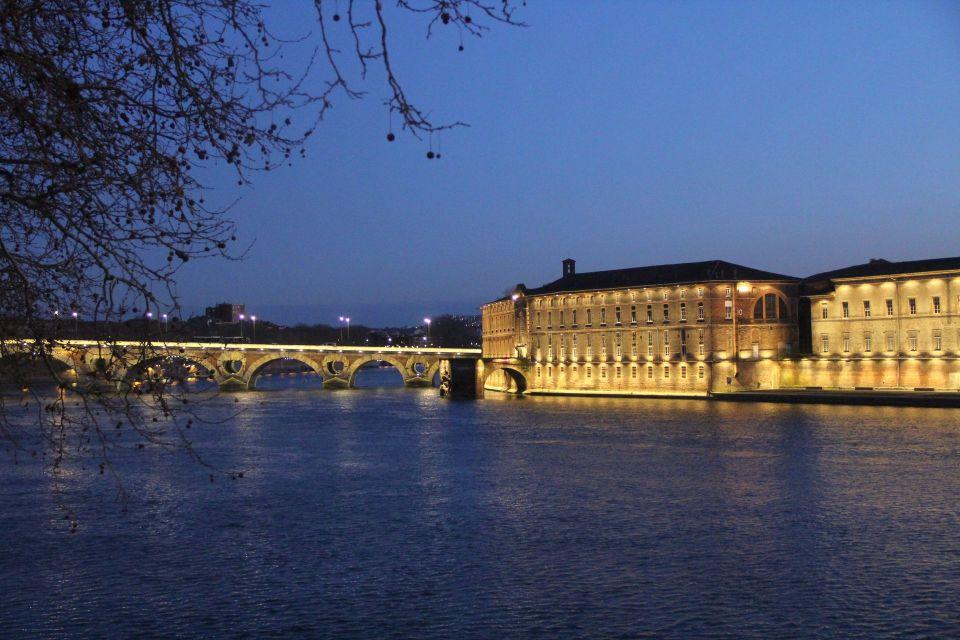 Graonne River Toulouse