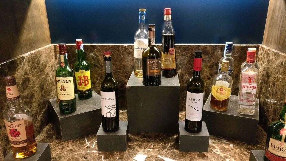InterContinental Lisbon Club Lounge Evening Spread