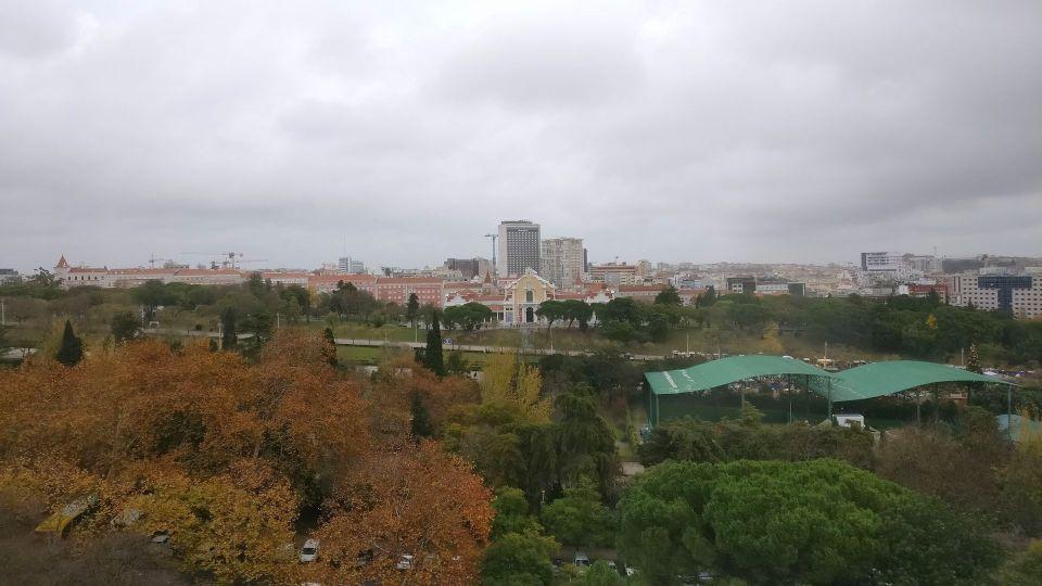 InterContinental Lisbon Junior Suite View
