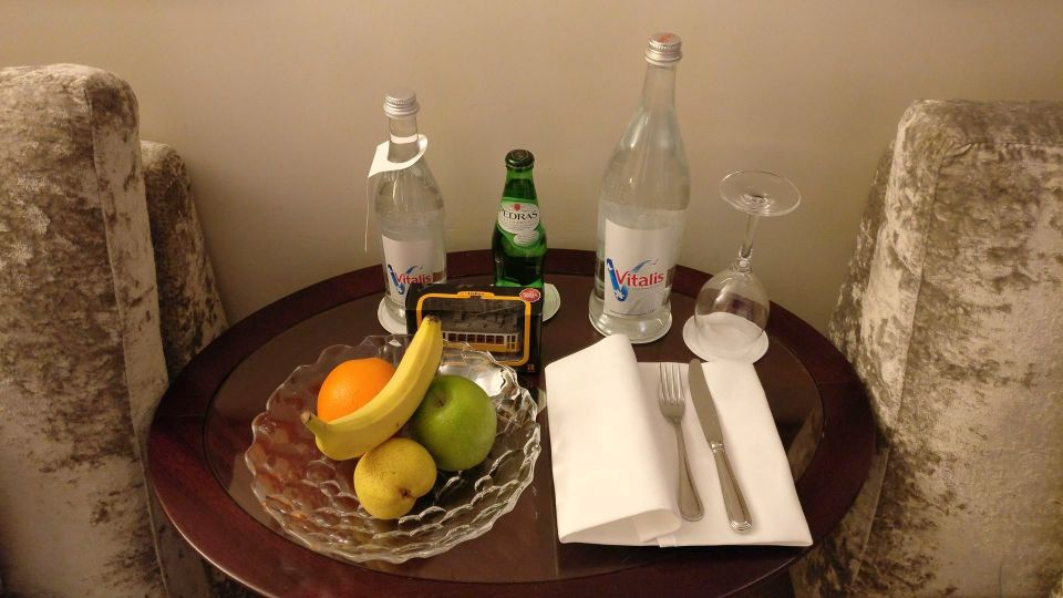InterContinental Lisbon Welcome Treatment