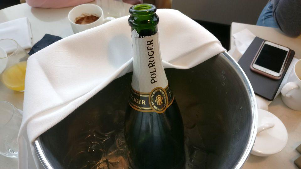 InterContinental Ljubljana Champagne