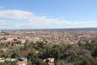 La Tour Magne Nimes View