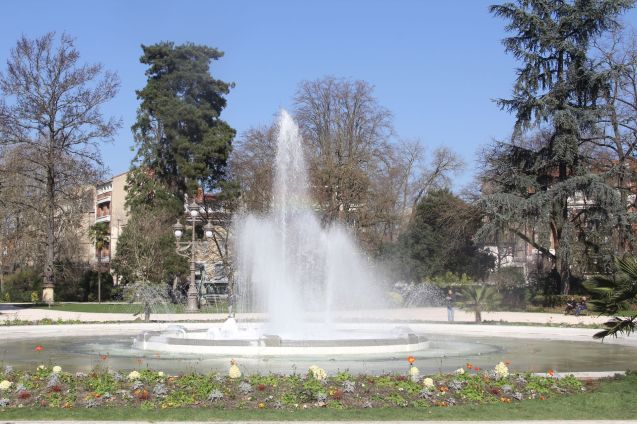 Park Grand Rond Toulouse