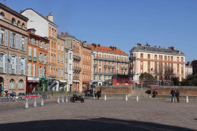 Place Saint Etienne Toulouse