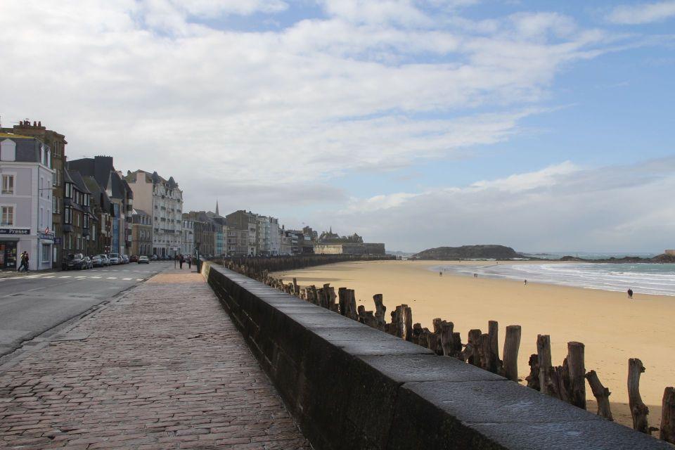 Promenade Saint Malo