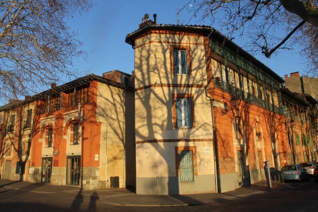 Quai Lucien Lombard Toulouse