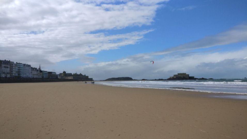 Saint Malo BeachSaint Malo Beach