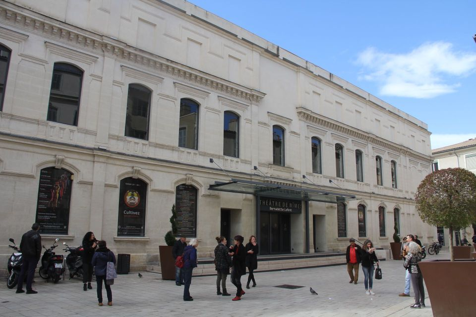 Theatre de Nimes