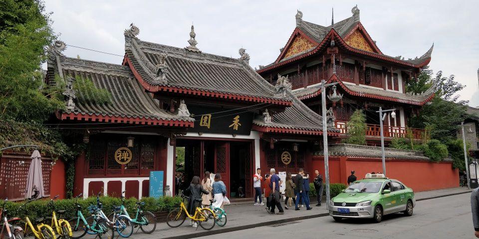 Wenshuyuan Road Chengdu