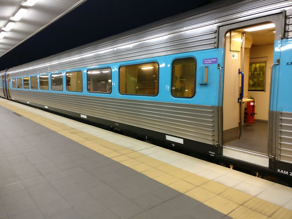 XPT Train