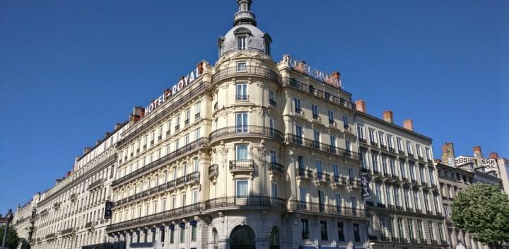 Hotel Le Royal Lyon