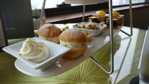 InterContinental Bangkok Executive Lounge Afternoon Tea