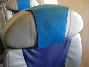 LOT Economy Class Seat