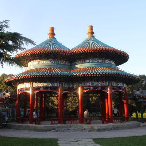 Temple of Heaven Beijing Wanshou Pavillion