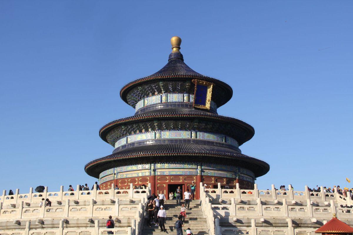 Temple of Heaven Qi Nian Dian Beijing