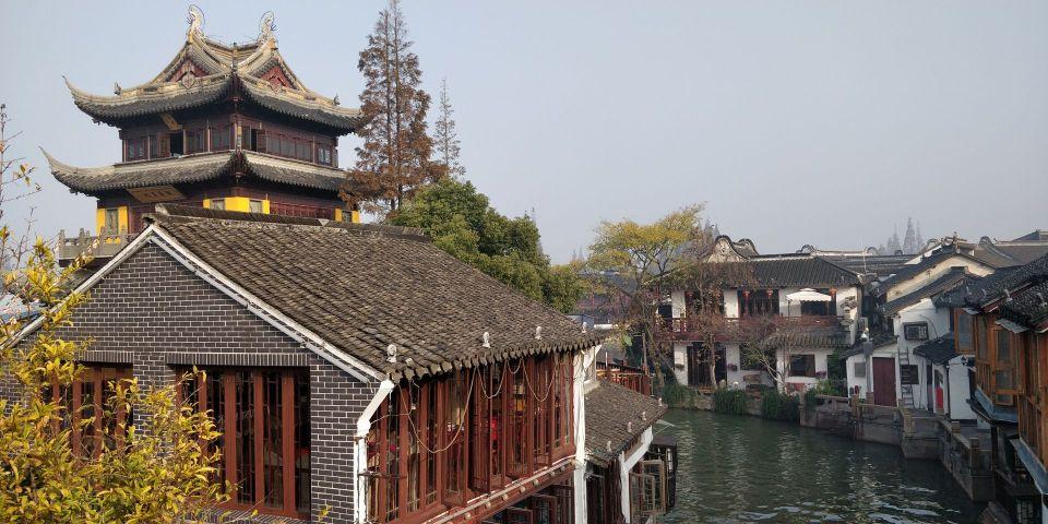 Zhujiajiao Yuanjin Buddhist Temple