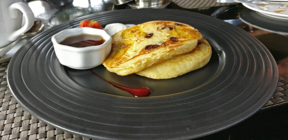 Amarterra Villas Bali Nusa Dua Breakfast