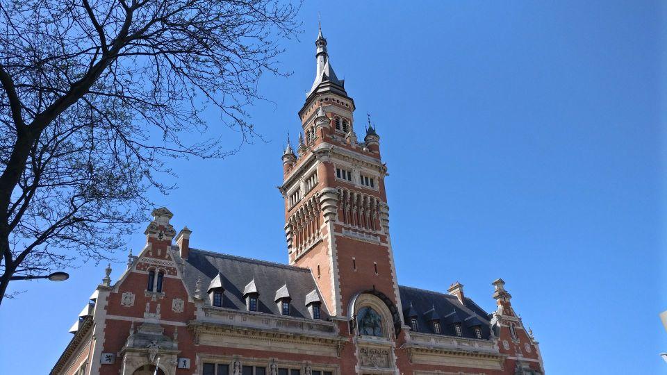 Beffroi de l'Hôtel de Ville de Dunkerque