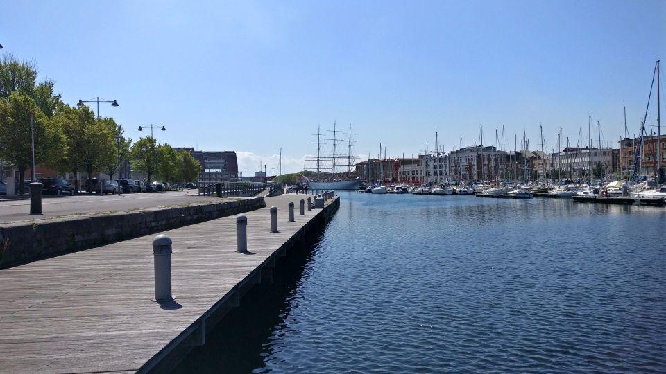 Dunkerque Harbour