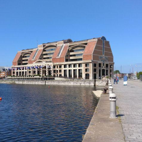 Quai de l'Estacade Dunkerque