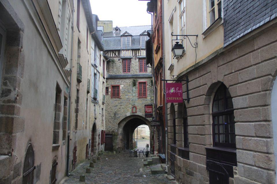 Rue de la Psalette Rennes