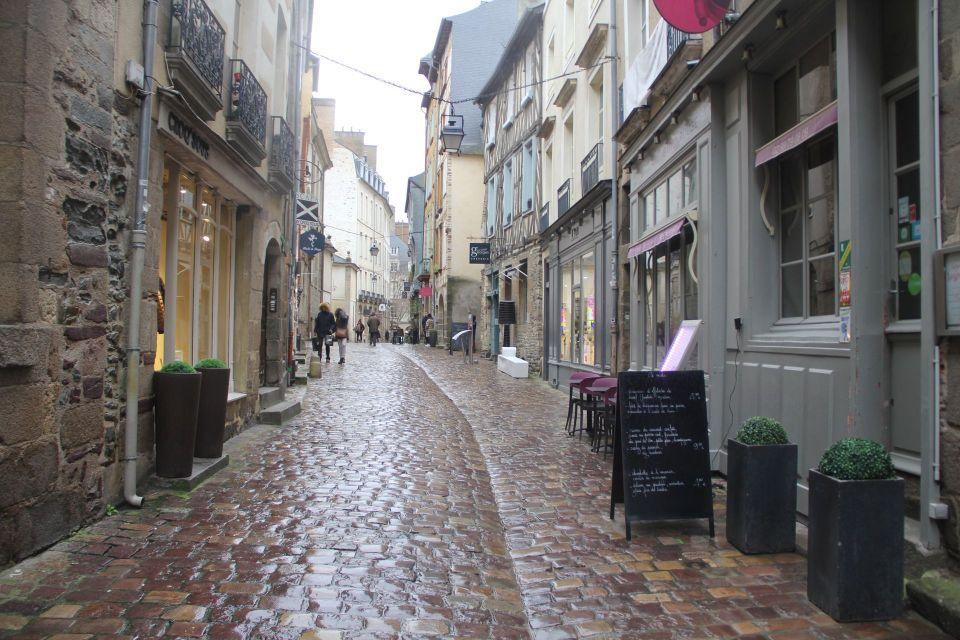 Rue du Chapitre Rennes