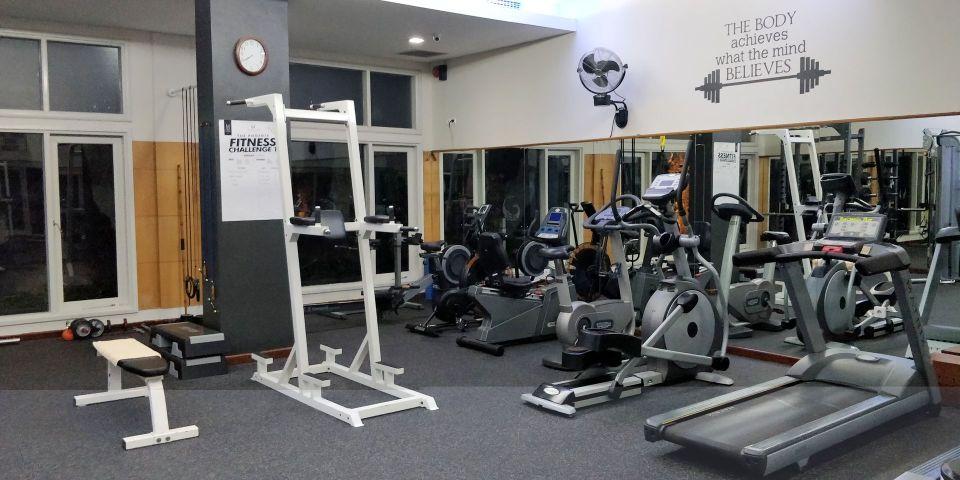 phoenix hotel yogyakarta gym