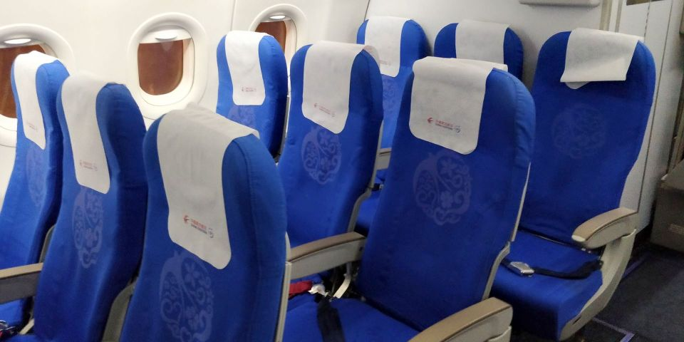 China Eastern regional Economy Class Seat