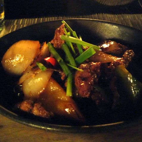 Conrad Koh Samui Dinner