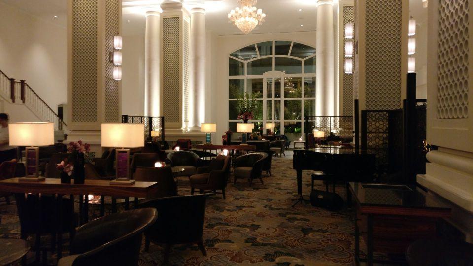 InterContinental Singapore Bar