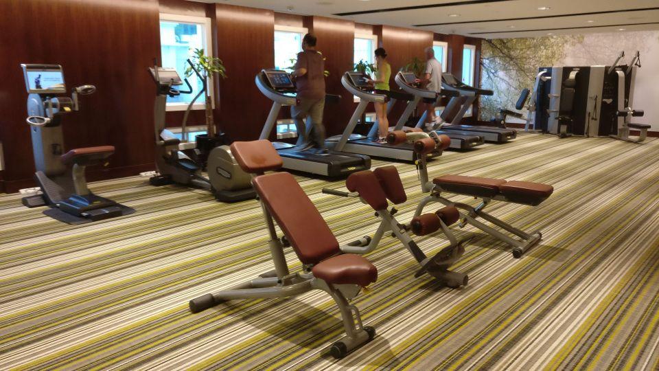 InterContinental Singapore Gym