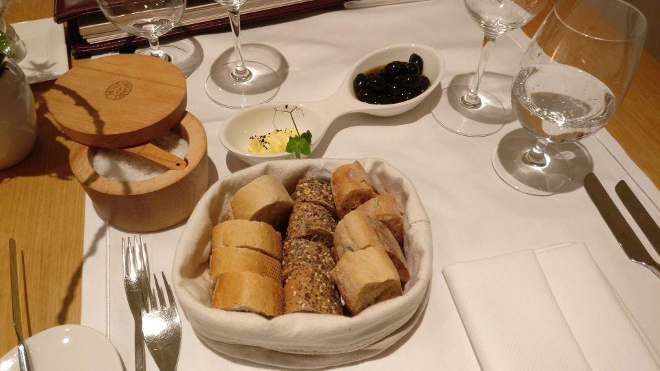 Kempinski Palace Portoroz Dinner