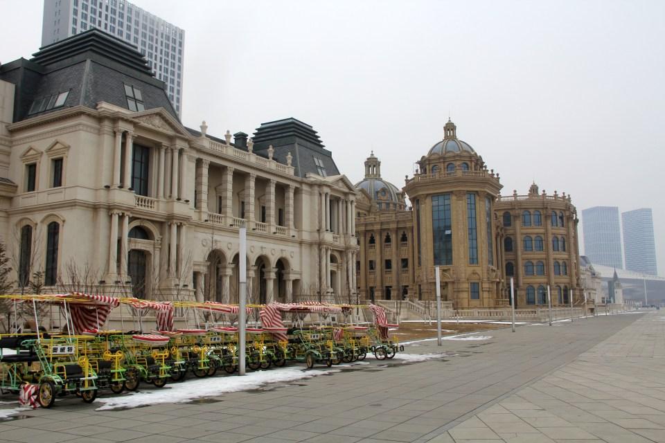 Dalian European City