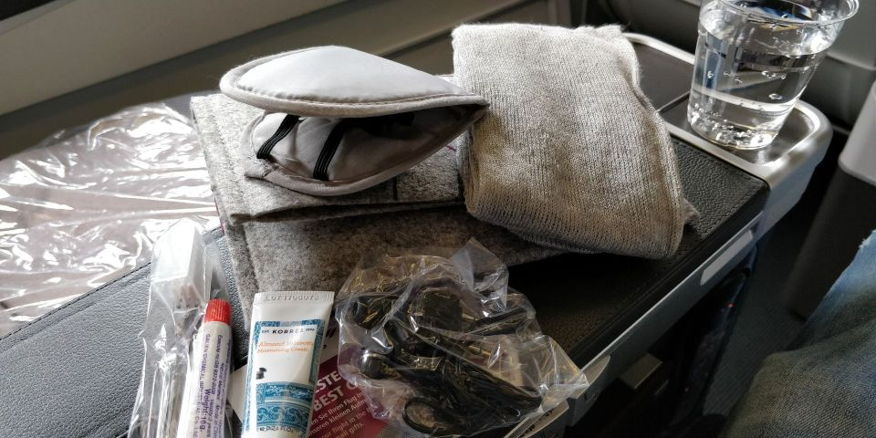 Eurowings Best Amenity Kit
