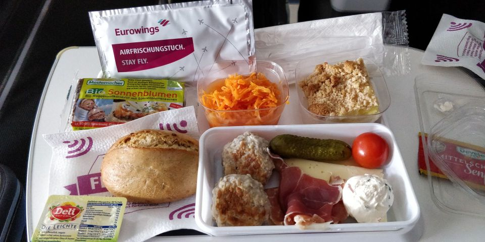 Eurowings Best Breakfast