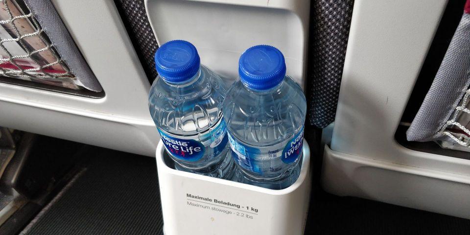 Eurowings Best Wasser