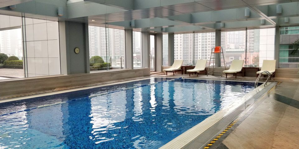 Four Seasons Shanghai Pool