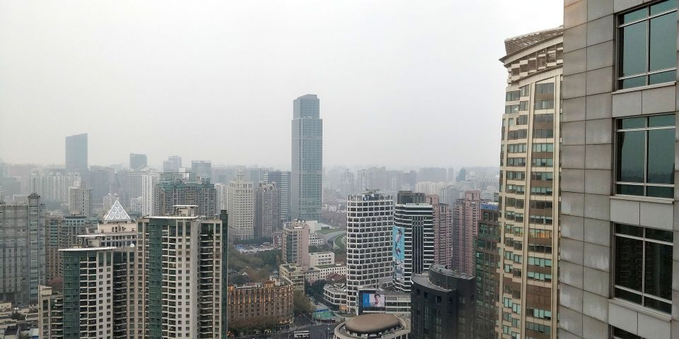 Four Seasons Shanghai View