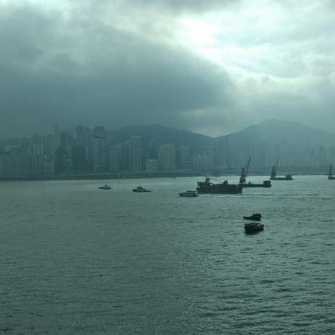InterContinental Grand Stanford Hongkong Grand Premier Full Harbor View Room View