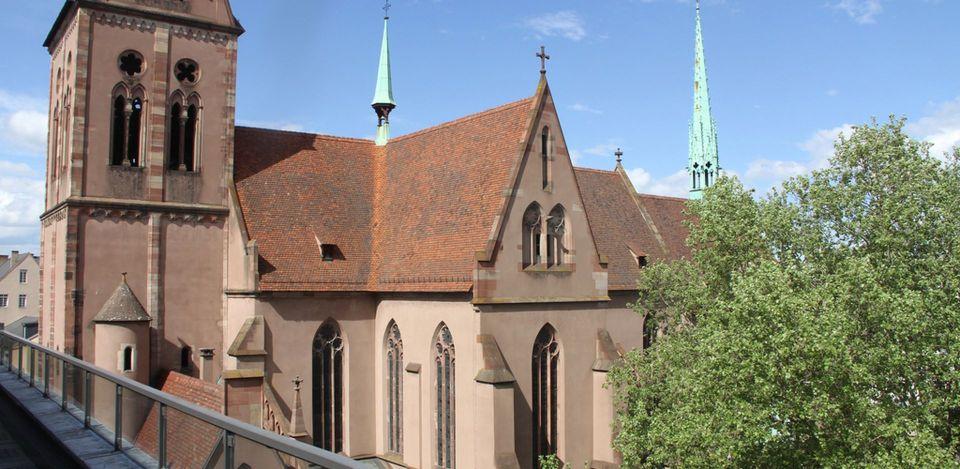 Sofitel Strasbourg Imperial Suite View