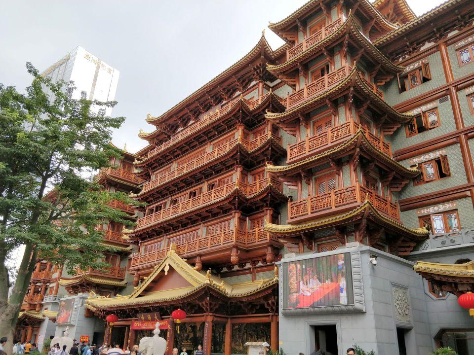 Dafo Temple Guangzhou