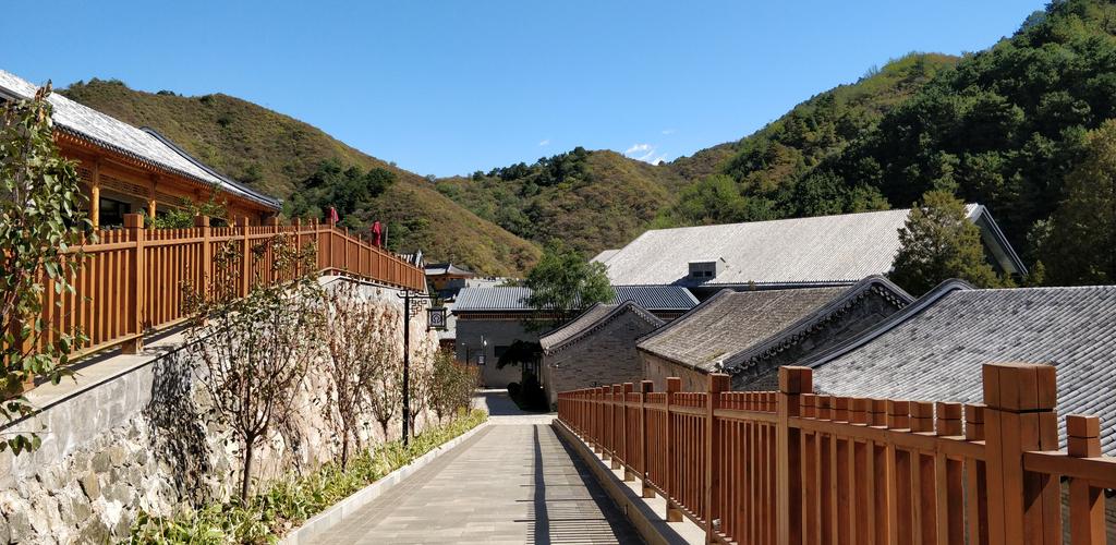 Dhawa Jinshanling Resort