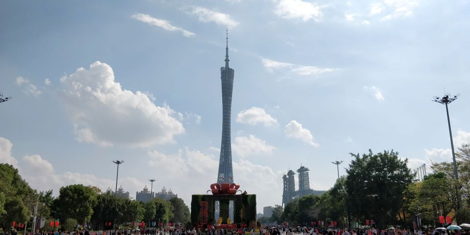 Guandong Tower