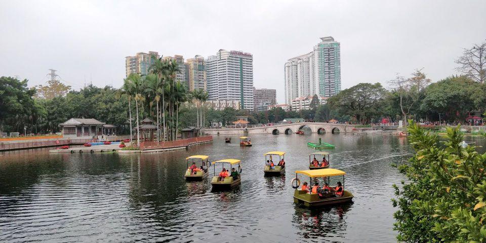 Liwan Lake Park Guangzhou