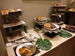 Uptown Palace Milan Breakfast