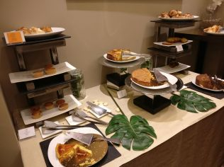 Uptown Palace Milan Breakfast
