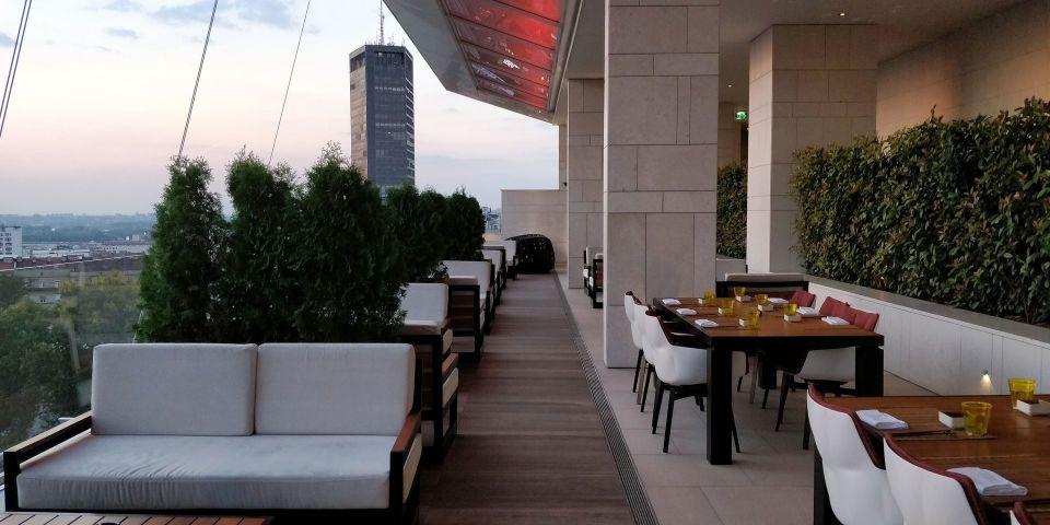 Hilton Belgrade Rooftop Bar