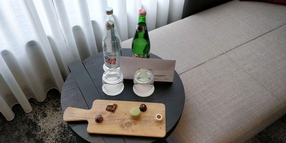 Hilton Belgrade Welcome Treatment