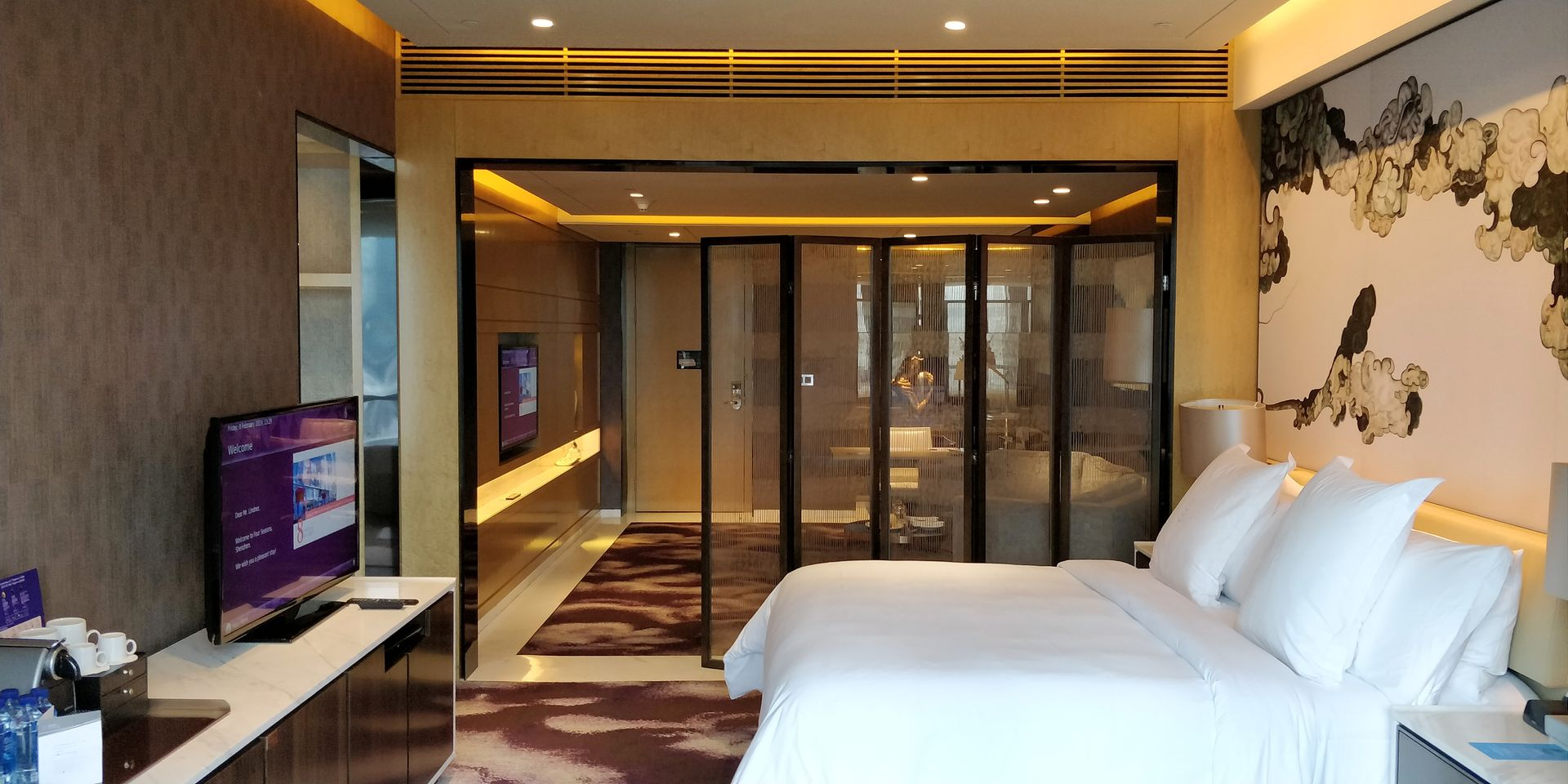 Four Seasons Shenzhen Room